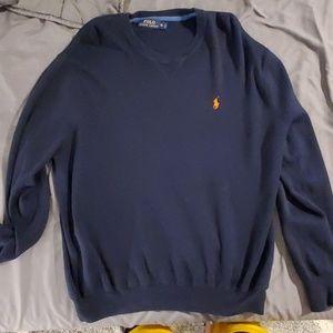 XL Polo Sweater